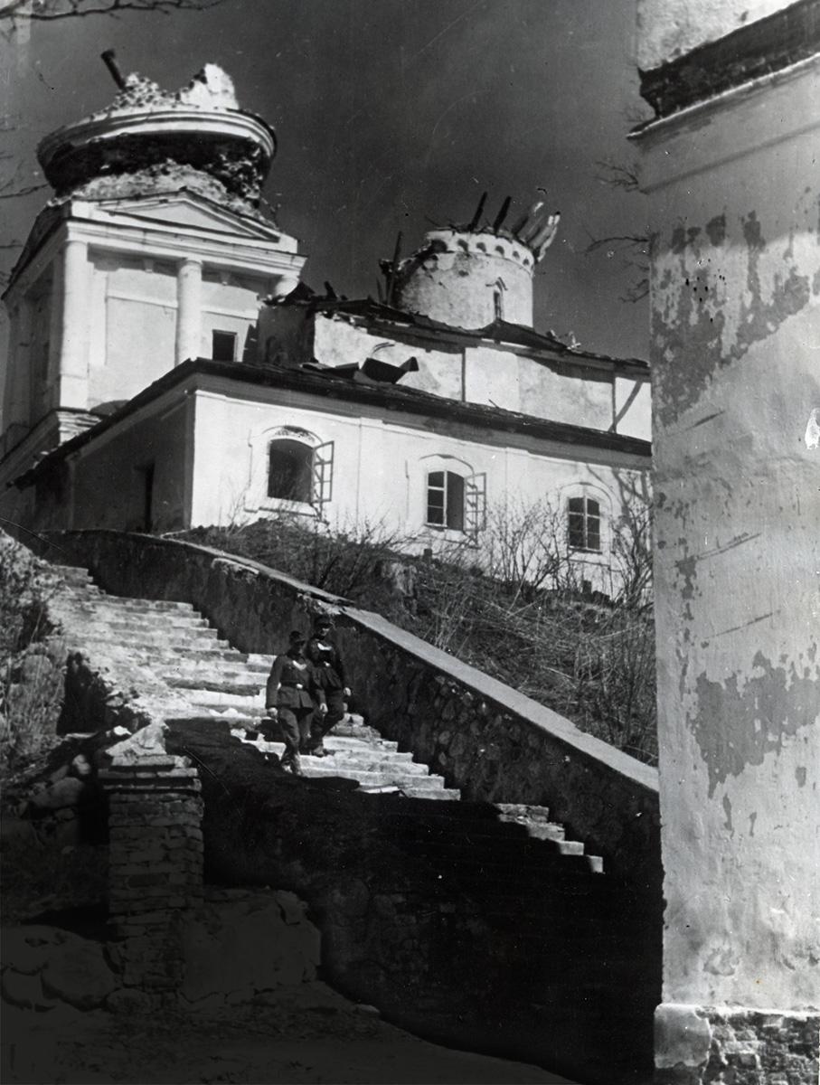 Церковь в годы войны